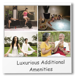 Luxurious Additional Amenities